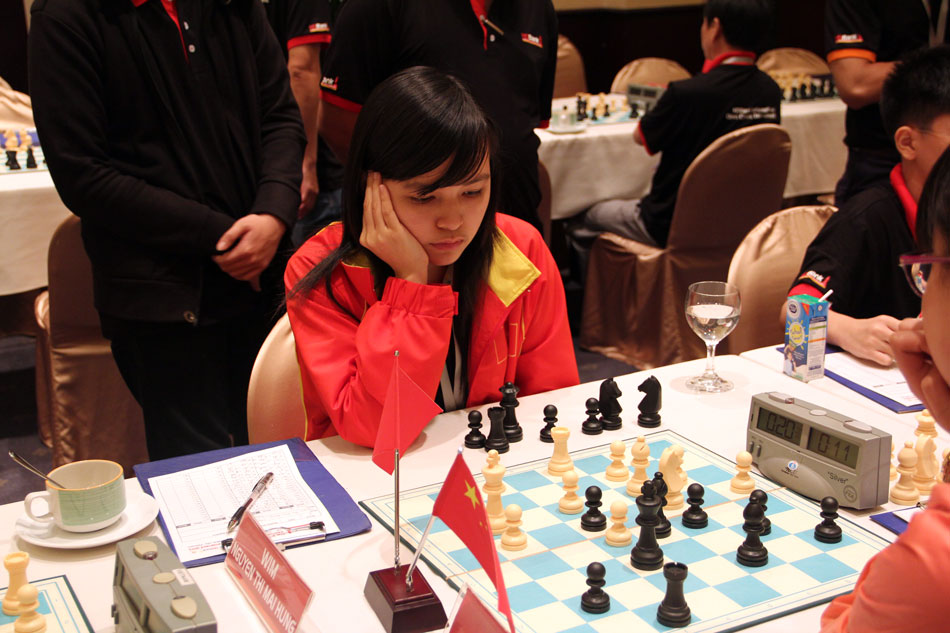 Giải vô địch cờ vua trẻ U20 thế giới 2014