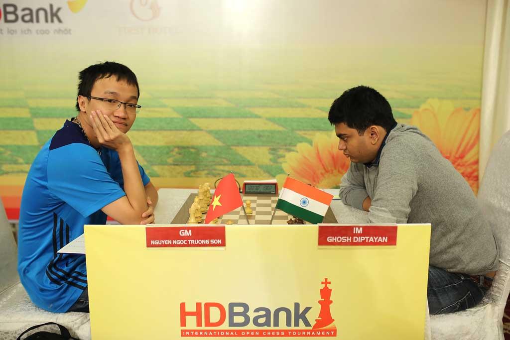 Ngày 3: Giải cờ vua quốc tế HDBank