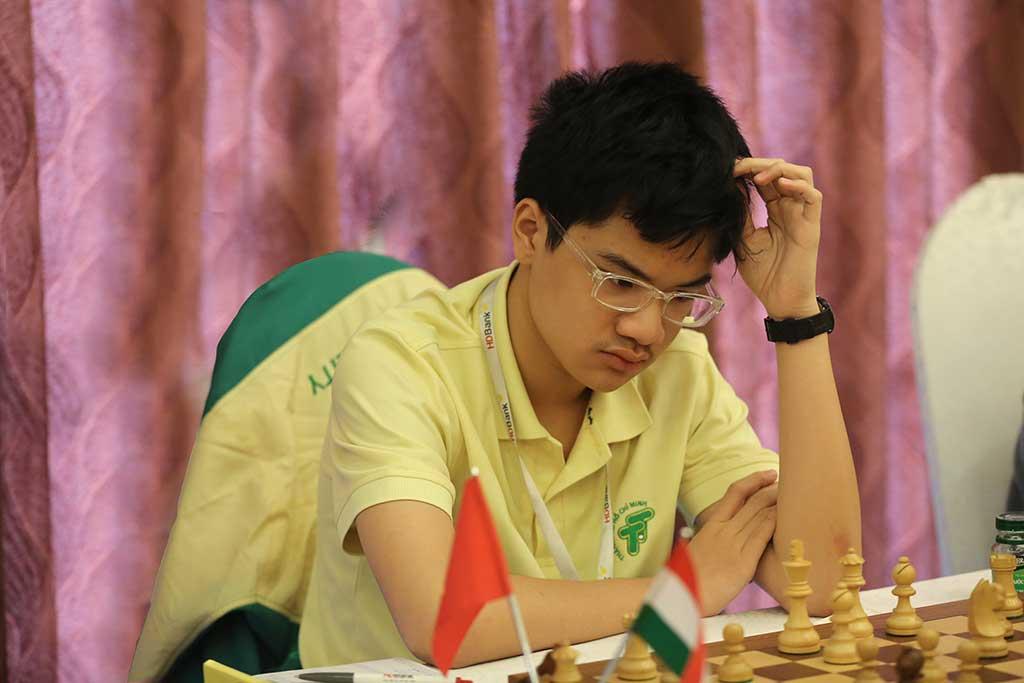 Ngày 4: Giải cờ vua quốc tế HDBank