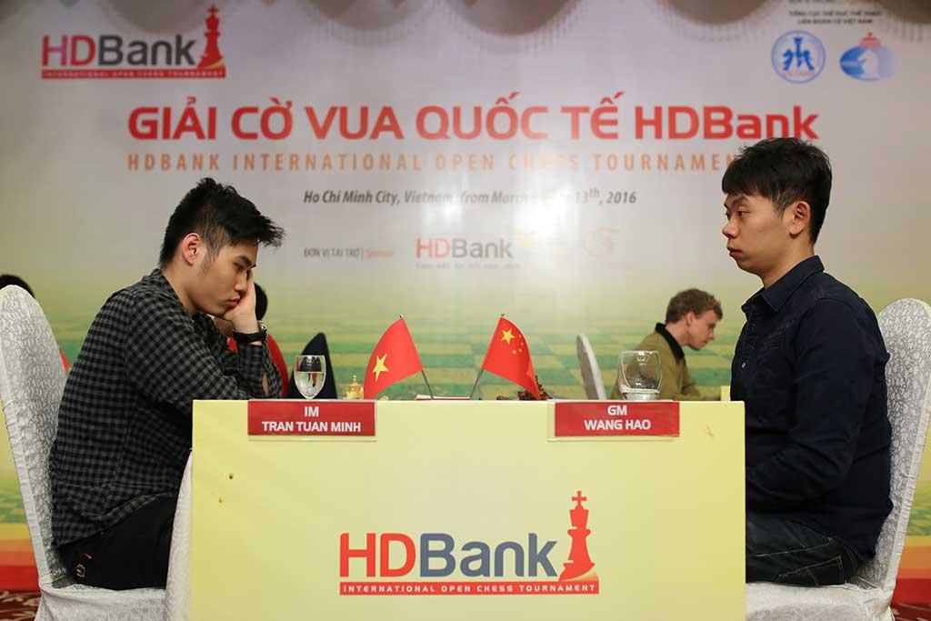 Ngày 5: Giải cờ vua quốc tế HDBank