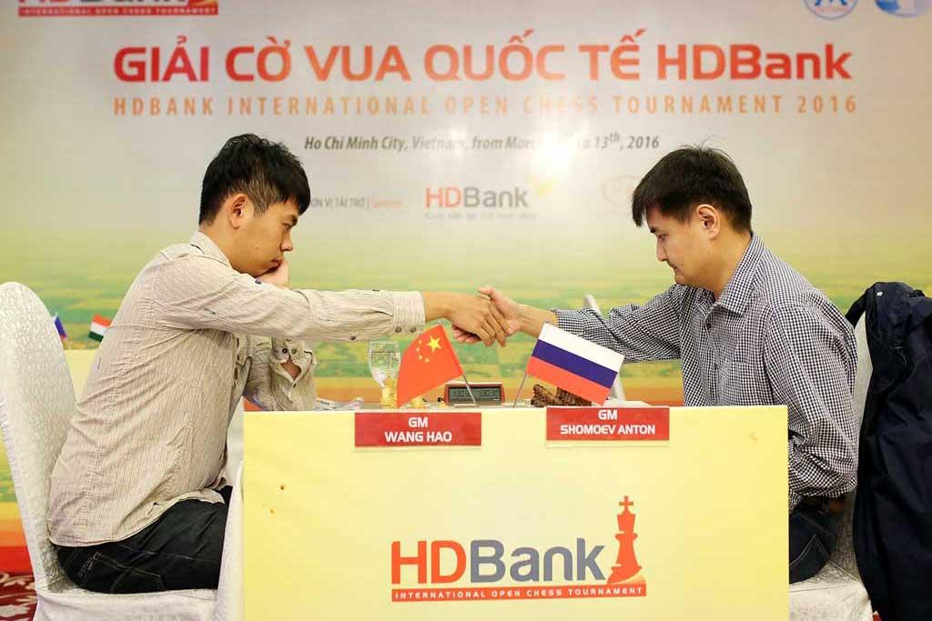 Giải cờ vua quốc tế HDBank: Đẳng cấp lên tiếng