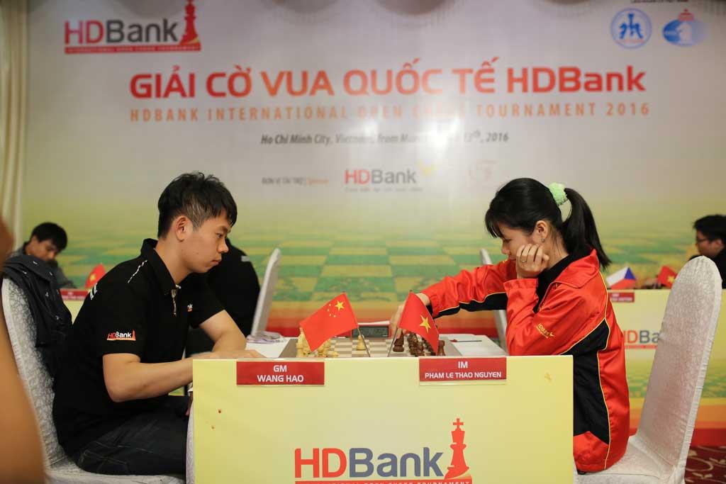 Wang Hao vô địch giải nam, Thảo Nguyên đăng quang giải nữ