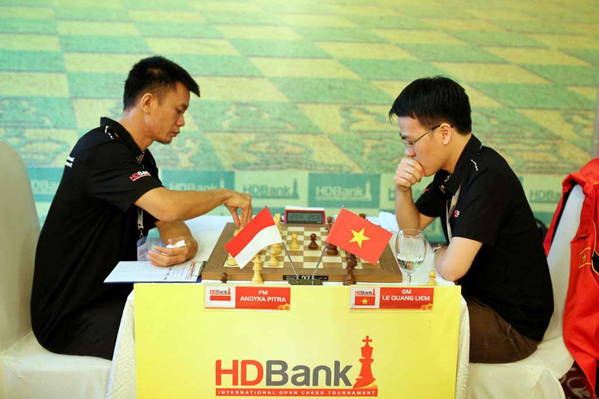 Giải Cờ vua Quốc tế HDBank 2017