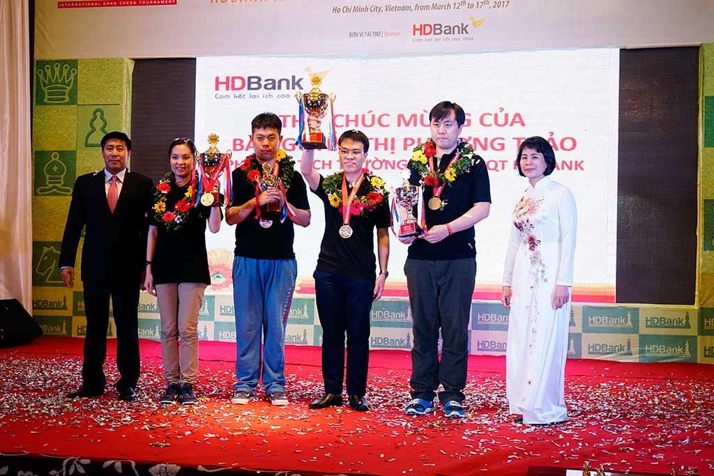 Giải cờ Vua quốc tế HDBank lần VII