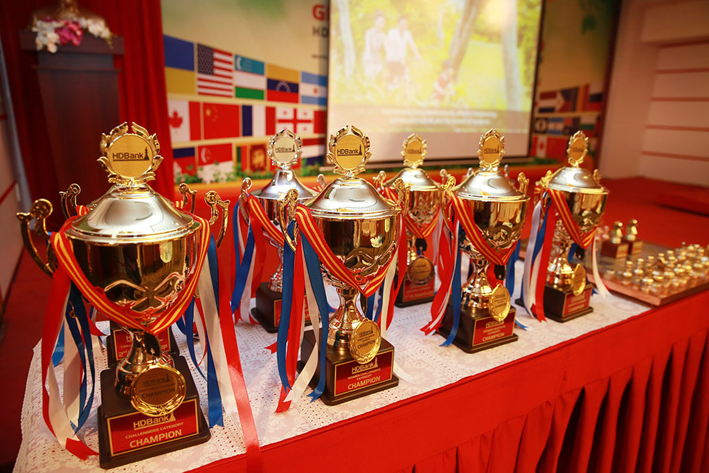 Money prizes fund for HDBank 2020 chess cup