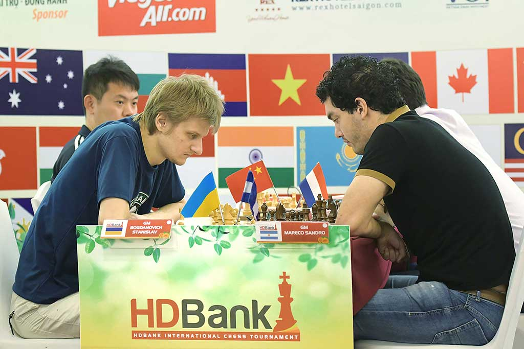 HDBank International Chess Tournament 2019 round 7: Great fighting spirit on all boards