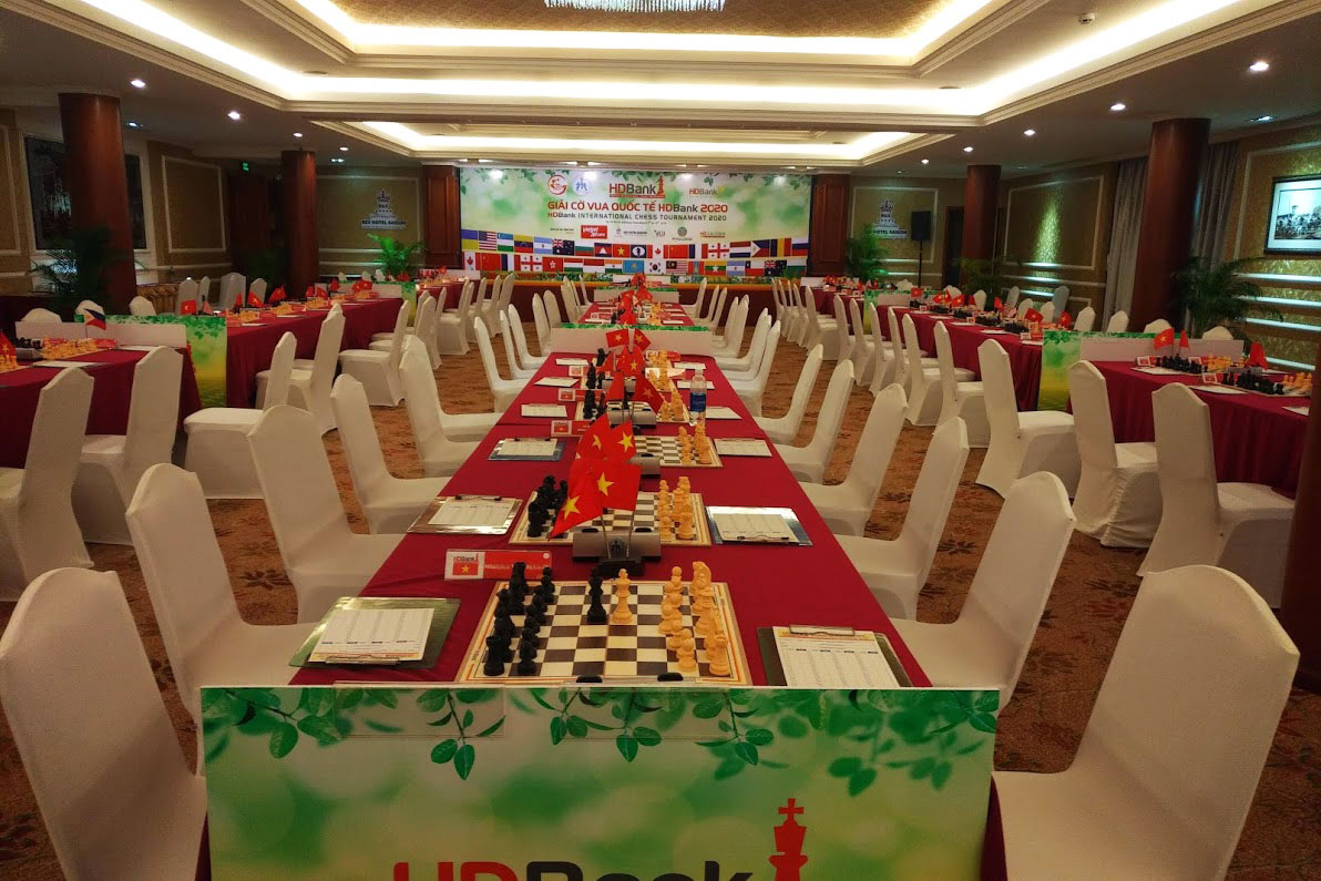 Regulations - 10th HDBank international chess tournament 2020